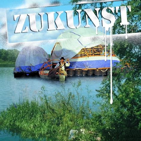 """Ausstelungsmotiv """"ZuKunst"""""""