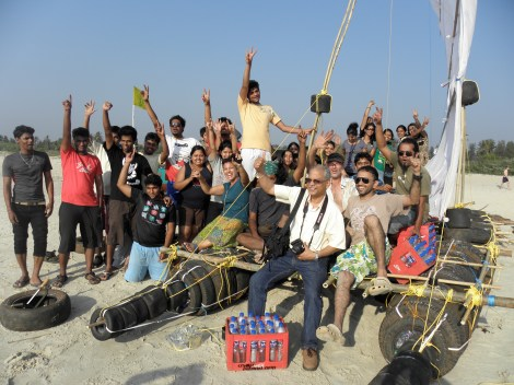 i-land Goa team