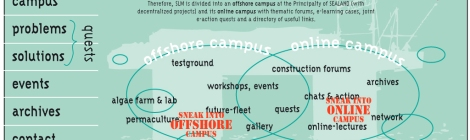 preview of the Multiversity Campus (offshore/online)