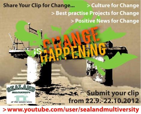 Change(is)Happening