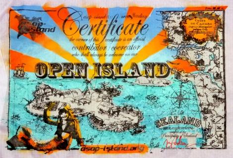 OPEN-ISLAND certificate