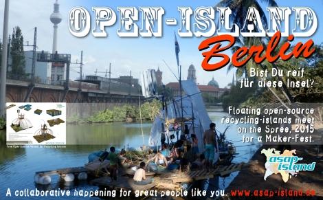 OPEN-ISLAND Berlin